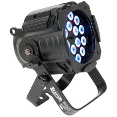 Elation Opti QA Par - 140W, 18 x 5W Quad Color LED RGBA Opti Par 10 deg beam angle.FEATURES 10° Beam Angle Smooth Dimming Control Flicker Free Operation for TV – Lighting and Production Resources is your one stop for all of your stage lighting, LED retrofitting & system installation needs. (407)967-7716
