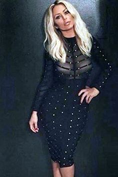 Online Get Cheap Studded Bodycon Dress -Aliexpress.com  be5f5882d