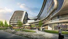 Zaha Hadid Buildings Some Futuristic Zaha Hadid Buildings Zaha Hadid ... #Hadid #Zaha Pinned by www.modlar.com