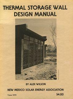 Trombe Walls - BuildingGreen
