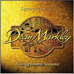 Dean Markley VintageBronze ML 2004 Acoustic Guitar Strings (.012-.054) by Dean Markley. $4.99. Save 56%!