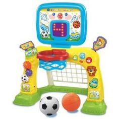 Buy VTech Baby Sports Centre from our Activity Toys range at John Lewis & Partners. Activity Toys, Activity Centers, Vtech Baby, V Tech, Teaching Shapes, Little Sport, Toys R Us Canada, Interactive Learning, Child Safety