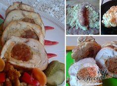 Nejlepší recepty na slané rolády   NejRecept.cz 20 Min, Baked Potato, Kefir, Muffin, Pizza, Potatoes, Cooking Recipes, Bread, Baking