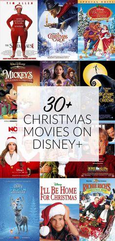 30+ Christmas Movies on Disney+