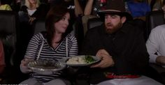 Painfully funny look at the 18 different types of people who go to movie theaters