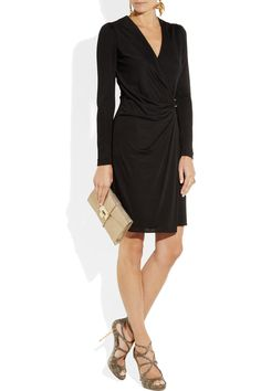 Gucci Jacquard crepe-jersey dress NET-A-PORTER.COM