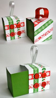 36 do it yourself gift box tutorials for your christmas presents 36 do it yourself gift box tutorials for your christmas presents craft ideas pinterest tutorials box and gift solutioingenieria Gallery
