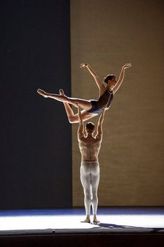 Lauren Cuthbertson and Edward Watson in The Human Seasons. Photo by Bill Cooper