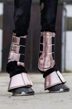 hkm-gemaschen-metallic-rose8