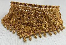 Golden Temple chocker designs