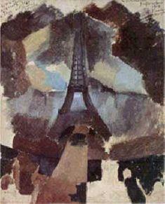 Toile de Robert Delaunay