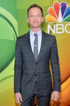 Neil Patrick Harris attends The 2015 NBC Upfront Presentation at Radio City Music Hall on May 11, 2015 in New York City.