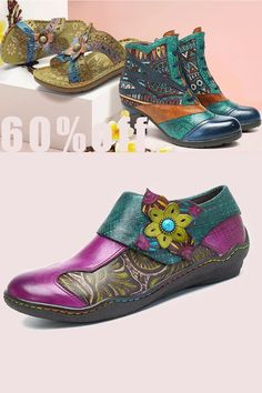 Profitez de jusqu'à 60% de réduction et de la livraison gratuite. Des chaussures plates très confortables qui peuvent être portées toute l'année Me Too Shoes, Flat Boots, Shoe Boots, Women's Shoes, Boho Shoes, Womens Training Shoes, Travel Shoes, Unique Shoes
