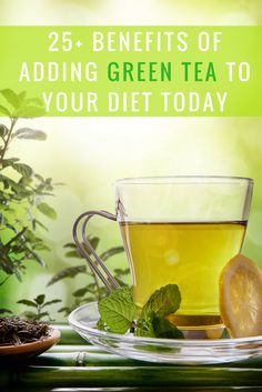Green tea fights cancer, boosts metabolism, prevents blood clots, and promotes dental health? There's more...