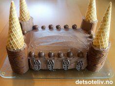 Sjokoladekakeslott | Det søte liv