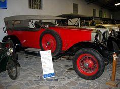 1922-27 Alfa Romeo RL (Normale, Turismo & Sport)