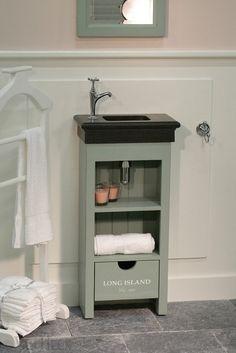 Badmeubels, badkamermeubels, badkamers van Van Heck - Van Heck Badkame