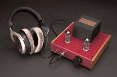 """""""Headphone"""" tube amp"""