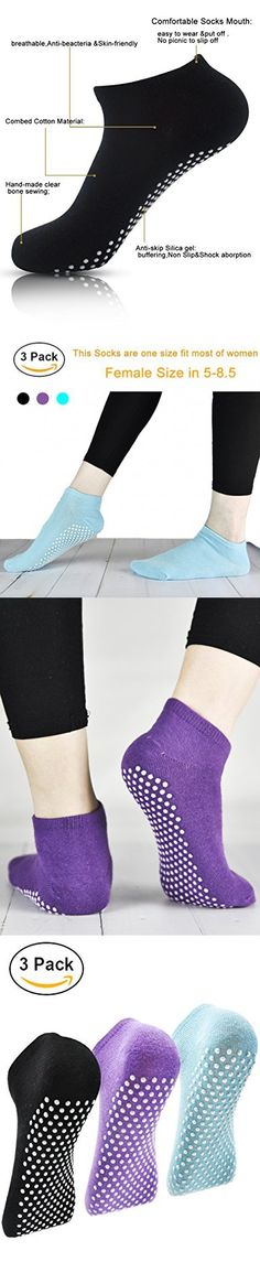 GIRLS PURPLE SLOUCH SOCKS SIZE UK 9-12 DANCE WORKOUT GYM FITNESS SOCKS NEW