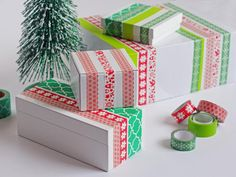 Elaborate gift wrap can be just as good as the gift inside sometimes. Impress your loved ones even if you have less than stellar skills.