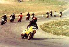 Wildcat Tuning by Les Rafferty 1971 ~ Team Wildcat ~ Wildcat Racing Lambrettas
