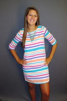 LAST ONE!! SIZE MEDIUM EVERLY-Summer Bliss Dress $46 WWW.SHOPTBB.COM