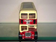 EFE 1:76 Scale Bristol Lodekka Bus, Brighton & Hove, Brighton Festival