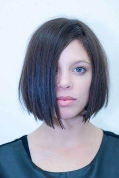 Großartige Ideen über gerades kurzes Haar