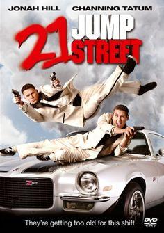 21 Jump Street DVD 9,95€