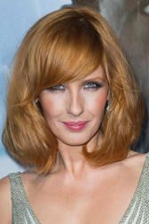 Kelly Reilly bangs
