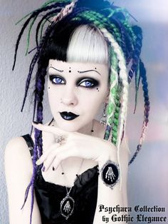 Gothic Elegance Psychara Collection jewelry 3 by Psychara on deviantART