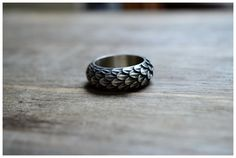New item of July 2015. High quality handmade dragon ring inspired by Game of Thrones. Great piece for collectors and fans of dragons.  Handmade item