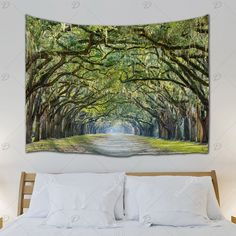 Alameda Wall Hanging Bedroom Decor Tapestry -