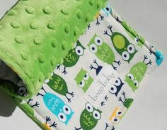 Burb Cloths ... for Ginger's baby shower