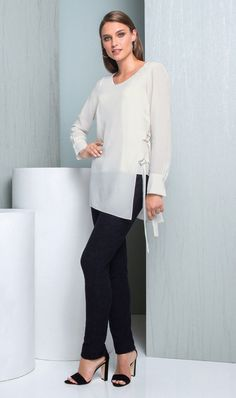 A modern approach to looking great. Etcetera fashions express the spirit of the woman we dress—confident, creative, and certain to embrace life on her own terms.