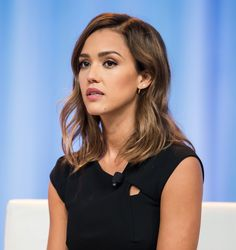 20 Celebrities with Balayage Hair Thats Perfect for Winter. Jessica Alba