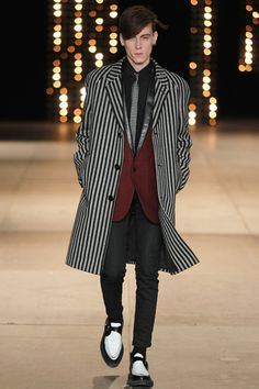 Saint Laurent   Fall 2014 Menswear Collection   Style.com