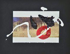 """L'arte di Vittorio Amadio: Tengo e Aomame. Il Murakami che dipingo: """" Aomame. Come l'ancora che trattiene un pallone aerostatico"""""""