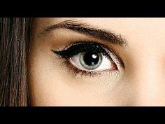 "adele ""modern cat eye"" makeup look"