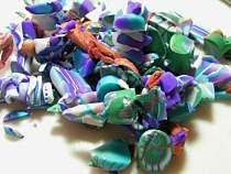 Polymer Clay Central - Barbara's Scrappy Swirls