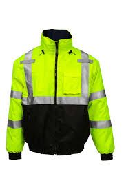 Tingley (Price/Each The Bomber 3 1 Fluorescent Yellow-Green and Black, Liner - 2 Silver Reflective Kids Overalls, Rain Jacket, Bomber Jacket, Jacket Brands, Walmart Shopping, Going Out, Windbreaker, How To Wear, Jackets