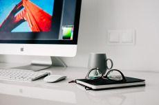 Computer | Desk | Pin | IoffeDesign | Sergey Ioffe