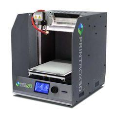 #PrintBox3D_180 Новый #российский #3d_принтер от компании #RGT. Обновленный дизайн и улучшенные характеристики. Приобрести можно уже сейчас. Официальный #3dprint54. http://3dprint54.ru/printery-3d/printbox3d-180.html