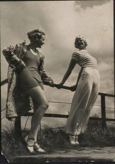 vintage everyday: Early 1930s Fashion