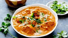 This twist on the Punjabi-style curry gives a new life to leftover turkey The turkey is marinated overnight in yogurt, turmeric, garam masala and garlic paste, imparting deep flavors and moisture Tomatoes and cream add warmth, while serrano peppers give the tikka masala its kick