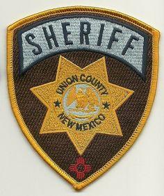 Union county Sheriff NM