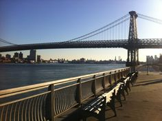 East River Park   After taking a stroll along the length of the river, set up your picnic at the benches on 58th, the Sutton Place park benches on 64th street or at the alcove on East 57th street   Nearby by the Fifty NYC