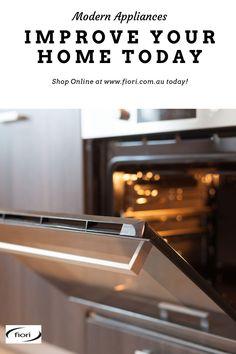 Modern Outdoor Kitchen, Modern Kitchen Design, Latest Kitchen Designs, Ovens, Home Renovation, New Kitchen, Sydney, Improve Yourself, Bbq