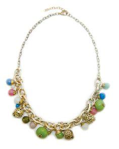Shabby Chic Necklace - JewelMint