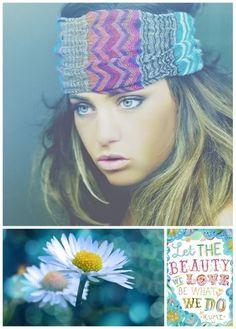 Boho beauty #bohemian ☮k☮
